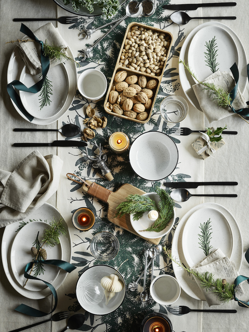 Maison & Jardin Magazine : Gastronomie table