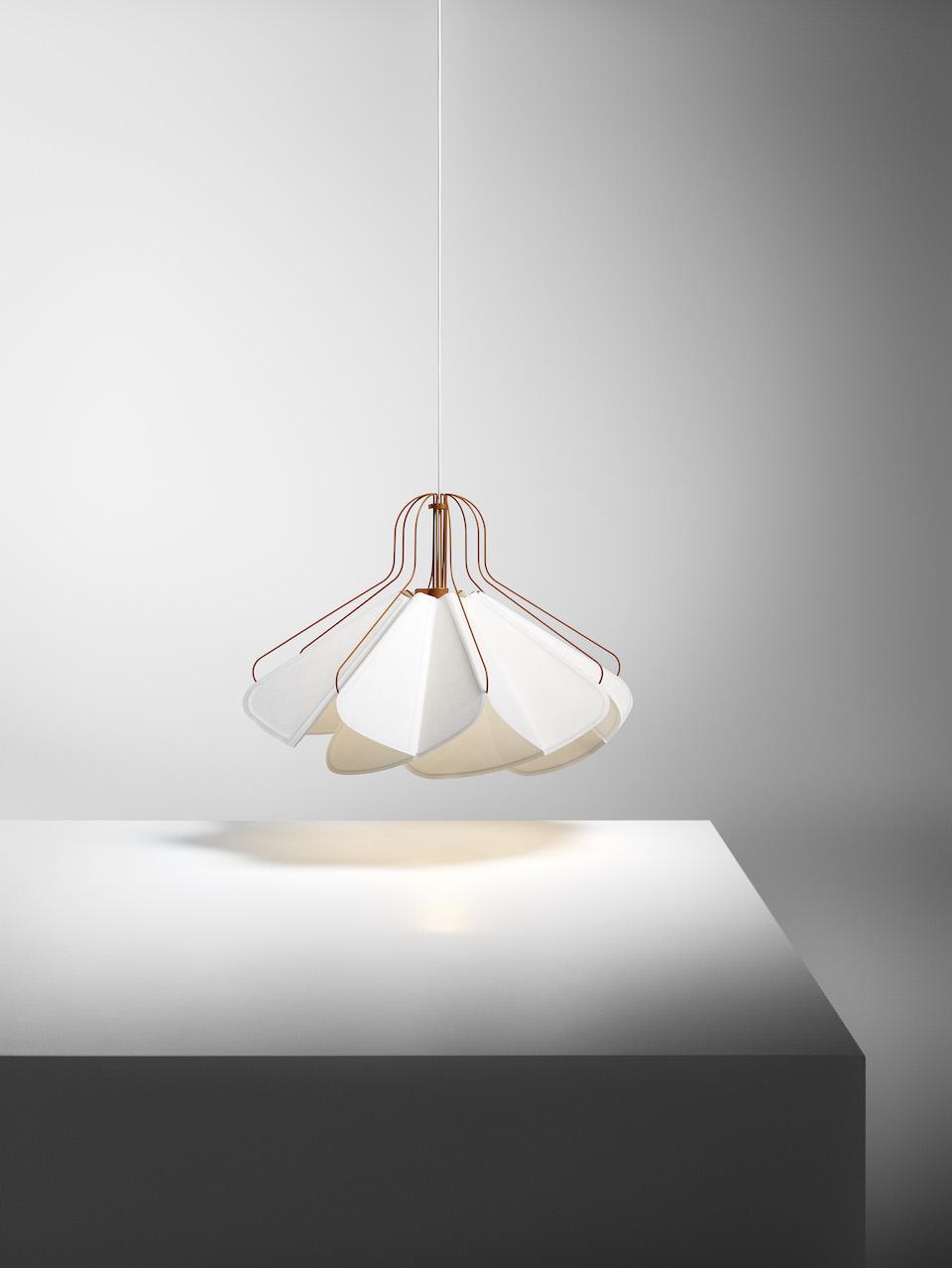 Maison & Jardin Magazine : Intérieur lampe