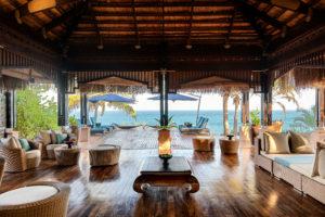 Maison et Jardin Magazine: Anantara Bazaruto terrasse