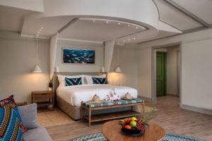 Maison et Jardin Magazine: Anantara Bazaruto chambre