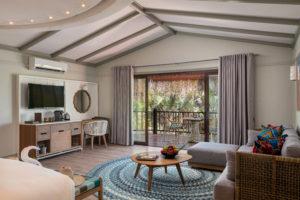 Maison et Jardin Magazine: Anantara Bazaruto  salon