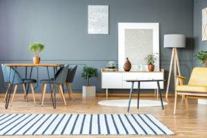Maison & Jardin Magazine: le plancher en pin