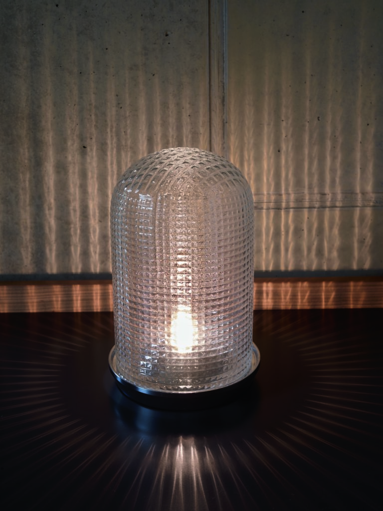 Maison & Jardin magazine luminaire ligne roset carelight