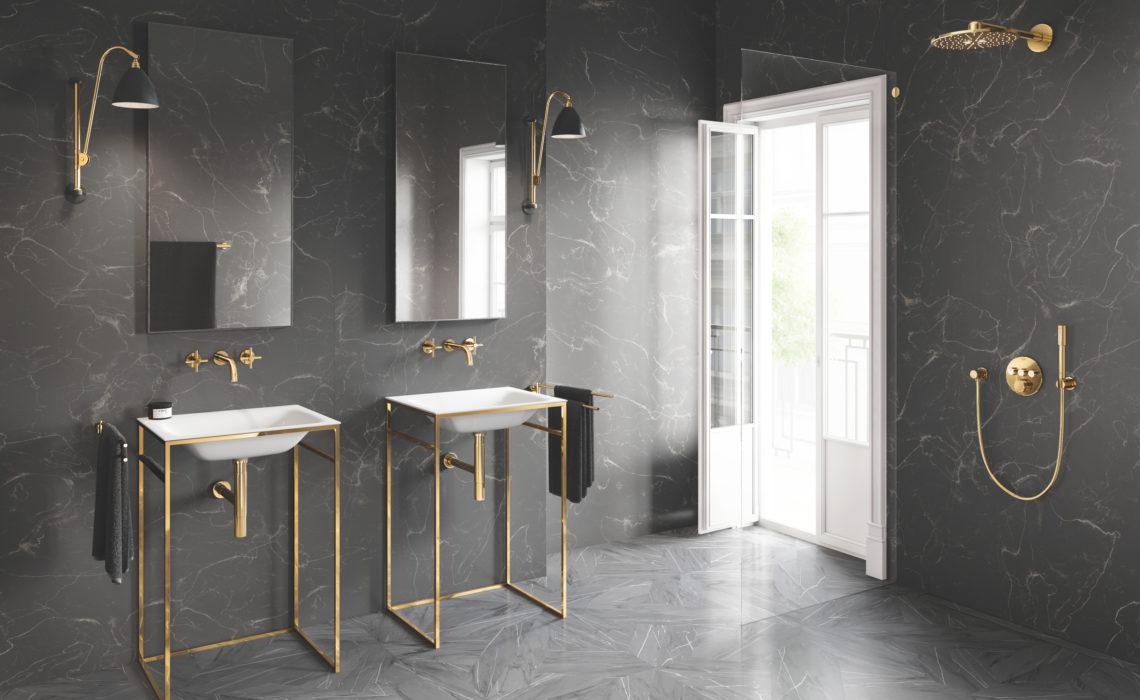 Maison & Jardin magazine salle de bain grohe