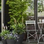 Maison & Jardin magazine pots de fleurs vibia campana round