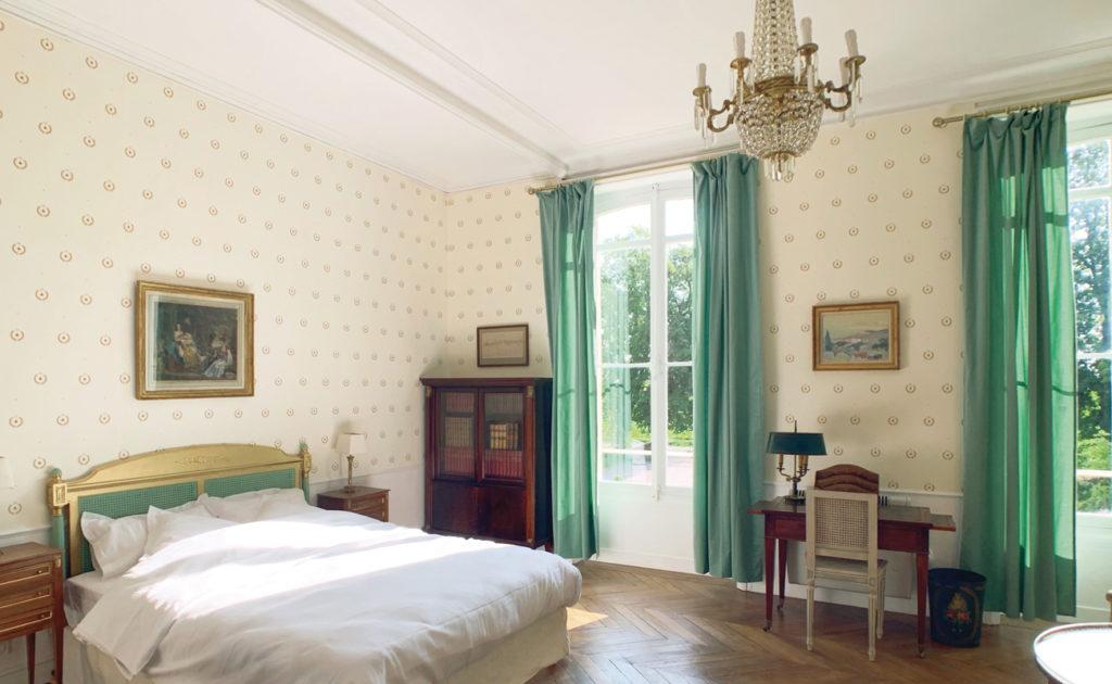 Maison & Jardin Magazine Chateau Salverte