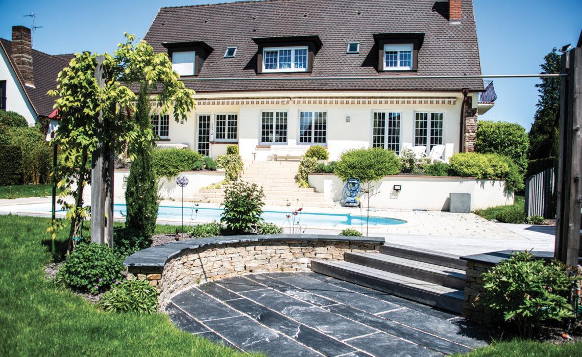 Maison & Jardin magazine présente Espaces Paysagers