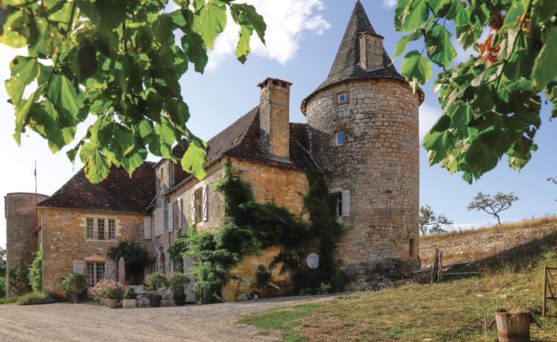 Maison & Jardin Magazine Aux tours de Tersac