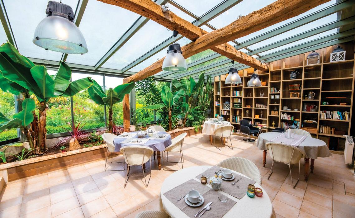 Maison & Jardin Magazine La ferme de l'Oudon