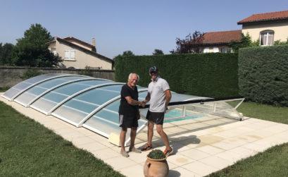Maison & Jardin magazine abris de piscine