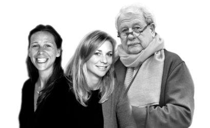Maison et Jardin Magazine photo de la famille d'architectes bechu