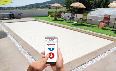 Maison & Jardin Magazine La piscine connectée de APF France