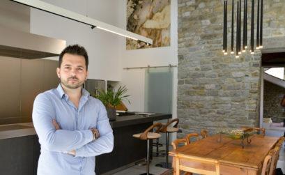 Maison &Jardin magazine présente Adriano CRIMI fondateur de AD'A Atelier d'architecture