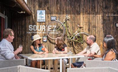 Maison & Jardin magazine domaine des nbans un camping mais pas que