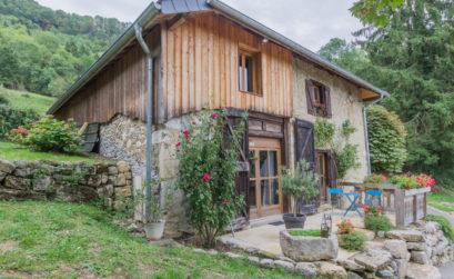 Maison & Jardin Magazine au bord des Lacs Savoyards