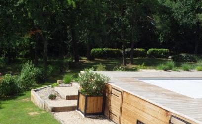 Maison & Jardin aime les saunas de Jaroussie