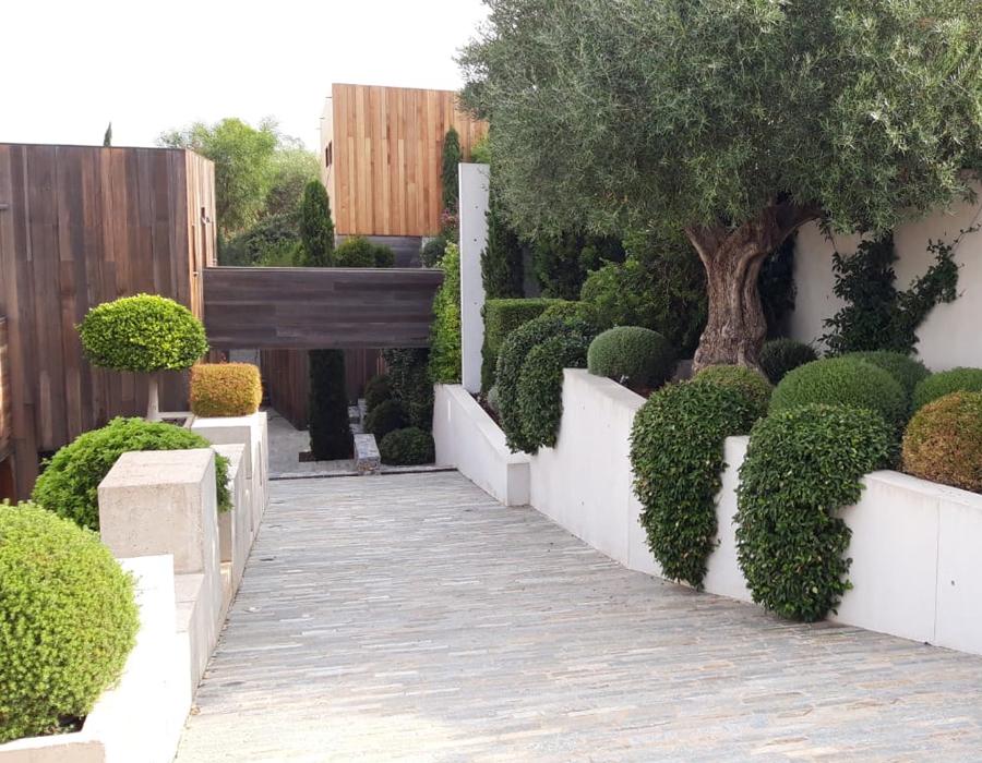 Maison & Jardin magazine aime les paysages de L'Ortu