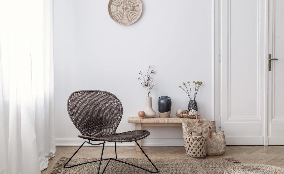 Maison & Jardin magazine La quincaillerie décorative par Scop Brionne