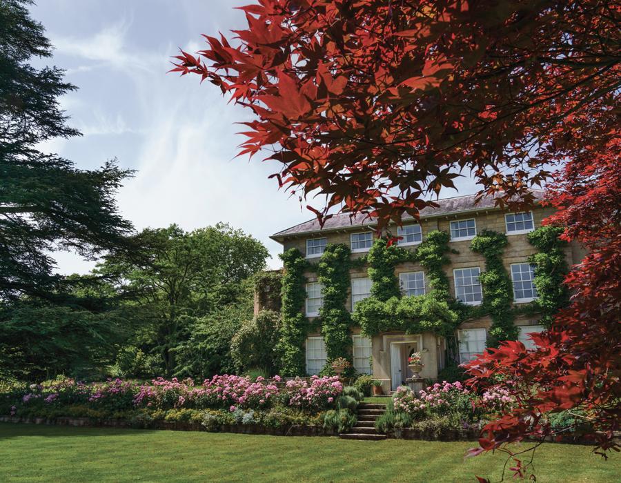 Maison & Jardin magazine soutient le National Garden Scheme