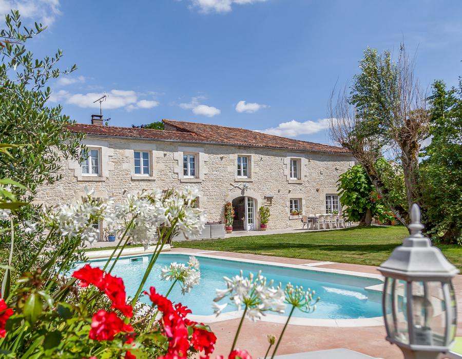 Maison & Jardin magazine et l'expertise immobilière de Legett immobilier