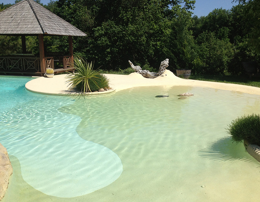 Maison & Jardin magazine aime les piscines Ace Lagon