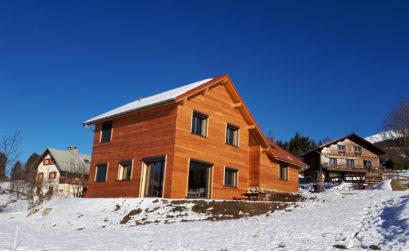 Maison & Jardin magazine et Bâtir Bois Confort les maisons bio climatiques