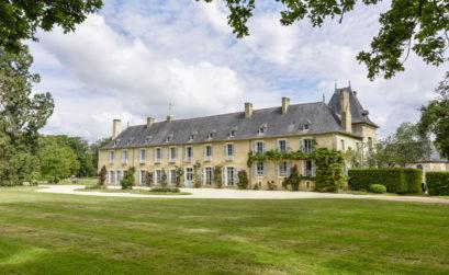 Maison & Jardin magazine en week-end au Château de La Villedubois