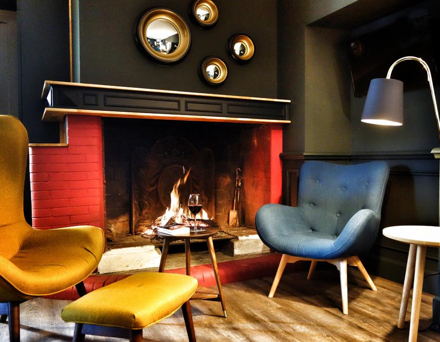 Maison & Jardin magazine en week-end à l'Hôtel 3étoiles Henri IV à Nerac