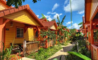 Maison & Jardin magazine aime séjourner au Bambou Hôtel en Martinique