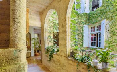 Maison & Jardin magazine séjourne à l'hôtel Vigniamont