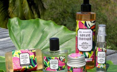 Maison & Jardin magazine aime les fragrances de Parfums des Îles