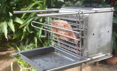 Maison & Jardin magazine cuisine avec les barbecue RemyBolzer