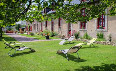 Maison & Jardin magazine en week-end chez Savaul'Détour