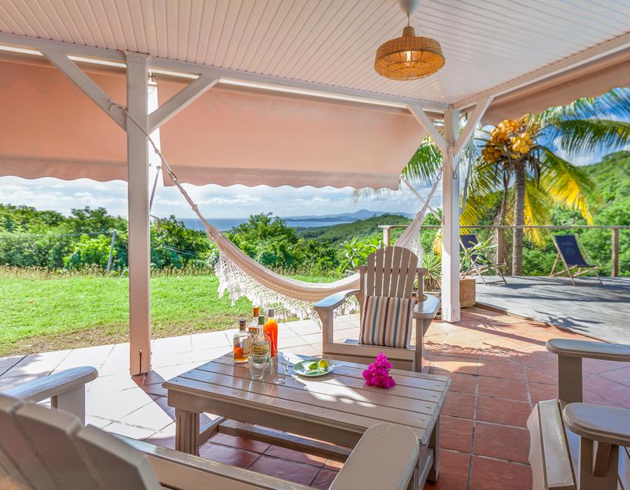 Maison & Jardin magazine séjourne à la Villa Vue Sauvage