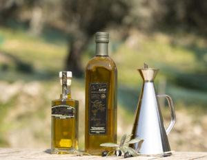 Maison & Jardin magazine cuisine avec l'huile d'Olive Santa Lucia