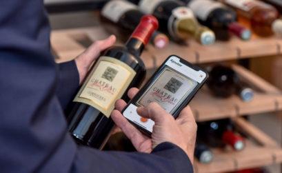 Maison & Jardin magazine te la cave à vins connectée Caveasy