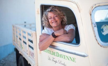 Maison & Jardin magazine aime les crus Clotilde Davenne