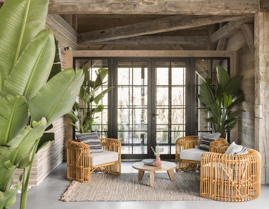 Maison & Jardin magazine en séjour à l'Hôtel éco-chic Quinta Da Comporta