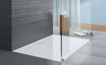 Maison & Jardin magazine, la douche à l'italienne par Adler