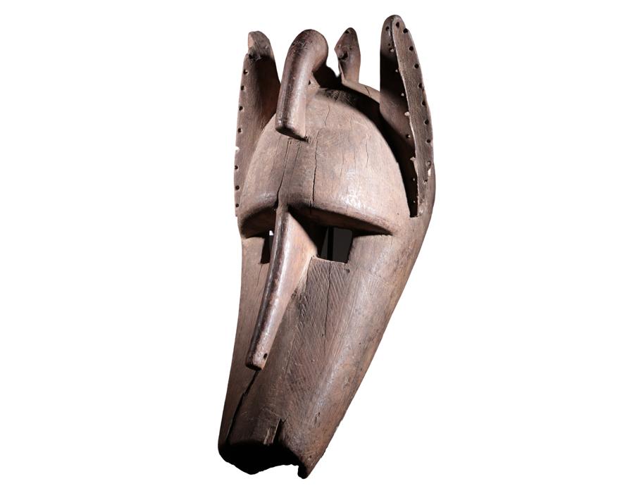 Maison & Jardin magazine aime Les Masques Africains