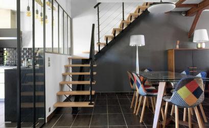 Maison & Jardin magazine fait confiance à l'Atelier de Nath pour sa déco
