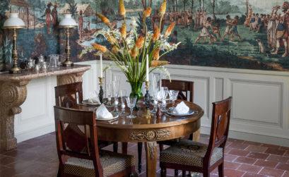Maison & Jardin magazine aime la décoration de Pyrope Studio