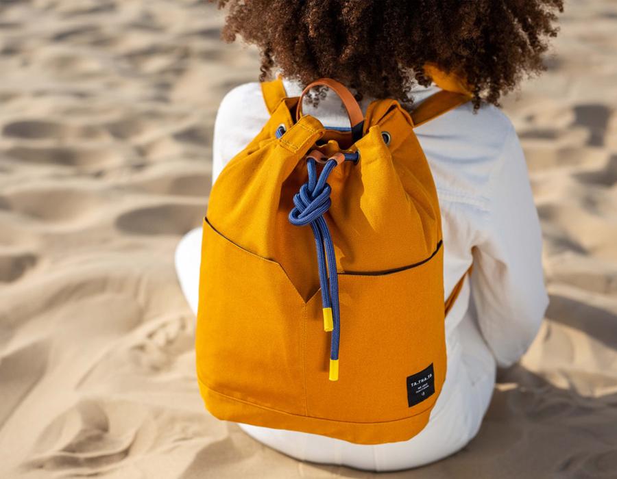 Maison & Jardin magazine adopte les sacs de la marque TATHA TA