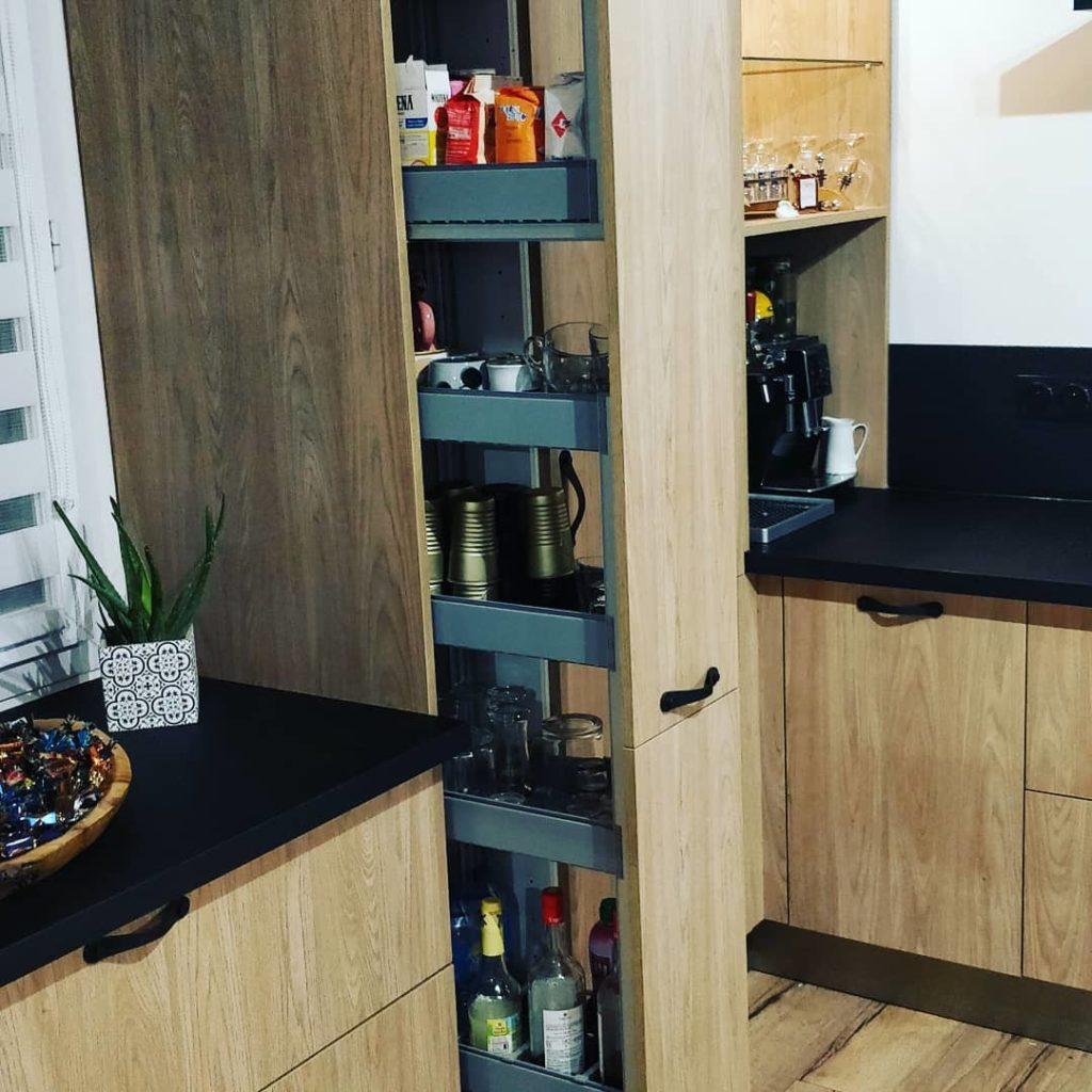 Agencement de cuisine réalisé par Yohan Calvo Bois Passion et Création