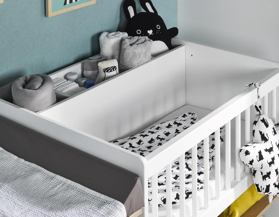Lit évolutif pour bébé
