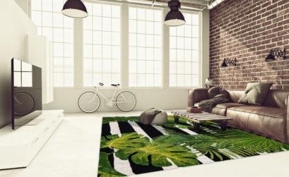 Maison & Jardin magazine, aime le tapis persan Zollanvari