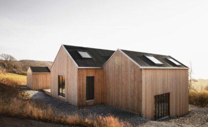 de La maison en bois Archipelago House