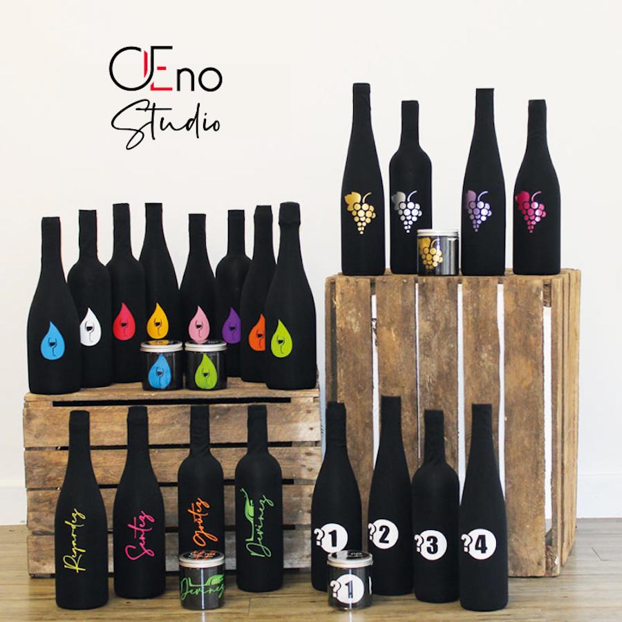 Cache bouteille, pour dégustations Onneo Studio