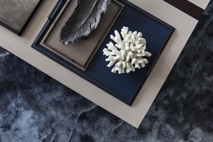 décoration du pied-à-terre londonien rénové par Light On White