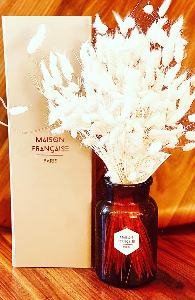 Bougies parfumées naturelles par Maison Française Paris